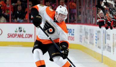 Проворов впервые в карьере в НХЛ набрал три очка