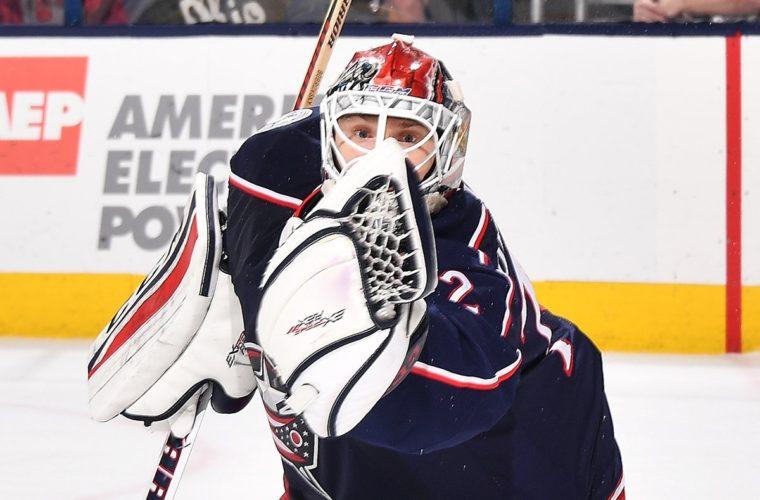НХЛ: Бобровский вновь сделал «шатаут» и стал первой звездой дня