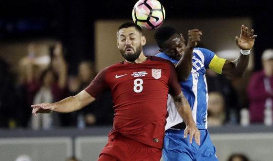 Каковы шансы на выход сборной США на ЧМ-2018?