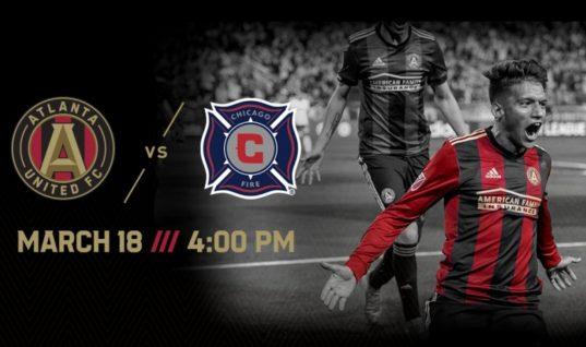 Атланта Юнайтед - Чикаго Файр прогноз на 18 марта
