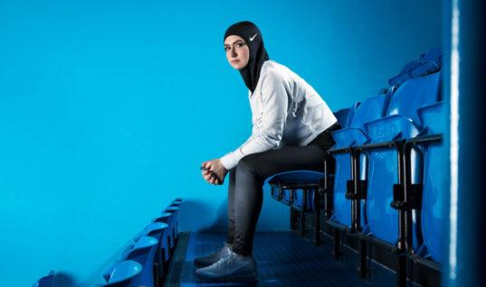 Nike выпустит специальный хиджаб