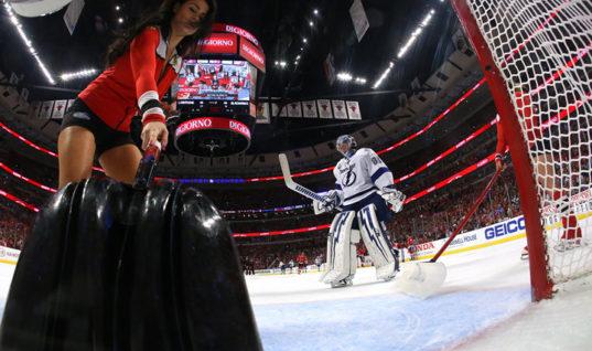 НХЛ: рекорды Кубка Стэнли