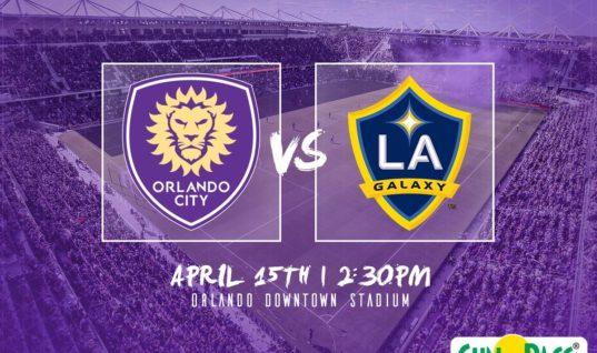 Орландо – Лос-Анджелес 15 апреля