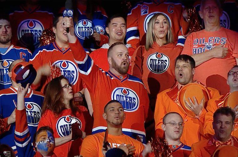 «Эдмонтон» победил «Сан-Хосе» втретьем матче первого раунда плей-офф НХЛ