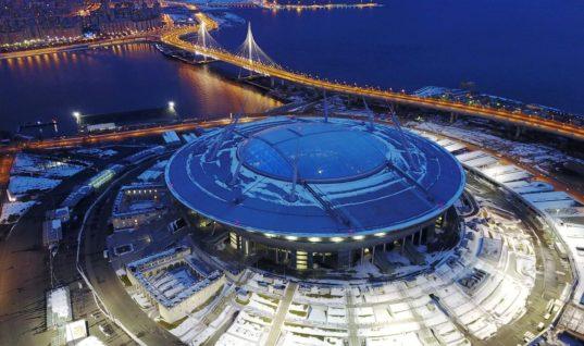 Стадионы к чемпионату мира 2018