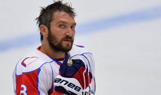 Овечкин вышел на второе место в истории НХЛ по очкам среди россиян