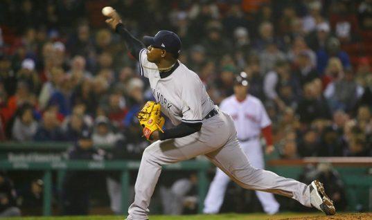 Бостон Ред Сокс – Нью-Йорк Янкиз 28 апреля: результативная игра