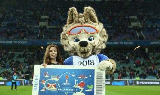 ФИФА уверена, что Россия обеспечит безопасность на Кубке Конфедераций и чемпионате мира