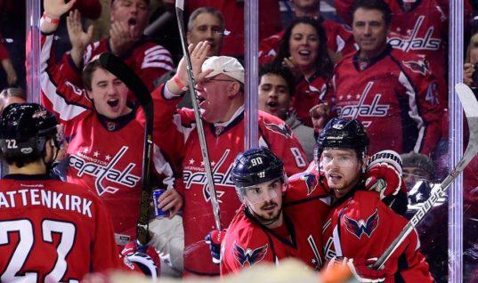«Вашингтон» вновь выиграл Президентский кубок НХЛ
