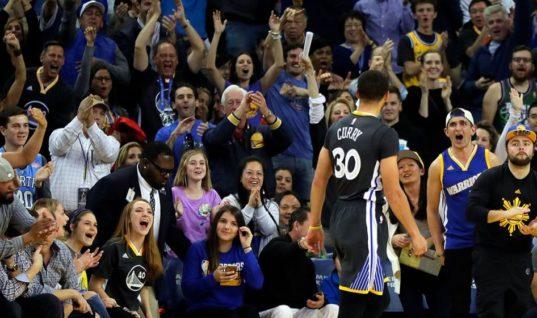 В НБА установлен новый рекорд посещаемости матчей