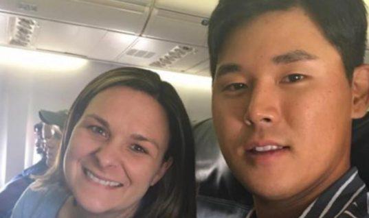 Гольфист Си Ву Ким выиграл почти два миллиона долларов, но полетел домой в эконом-классе