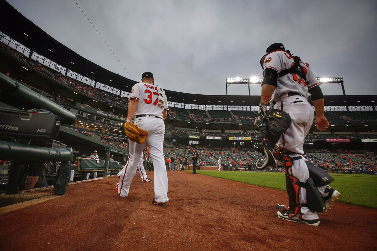 Ставки на MLB бейсбол на 22 Мая 2016