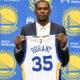 MVP финала НБА Дюрант повторил рекорд О'Нила