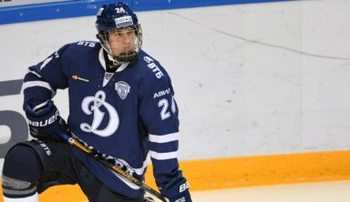 Костин будет выбран в первом раунде драфта НХЛ: прогноз букмекеров