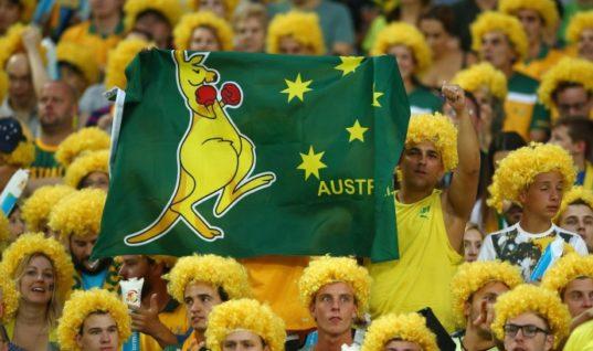 Болельщики из Австралии в восторге от Кубка конфедераций