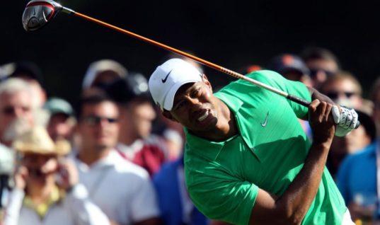 Вудс впервые выпал из топ-1000 гольфистов мира
