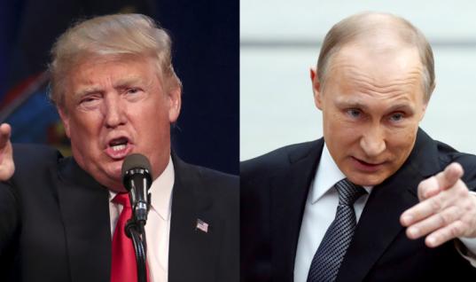 Встреча Путина и Трампа 2017: букмекеры принимают ставки на продолжительность рукопожатий