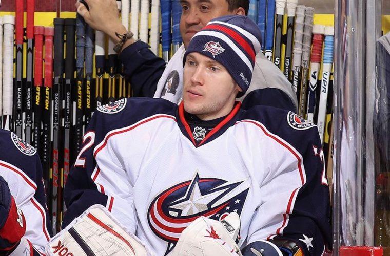 Бобровский — единственный россиянин в топ-10 голкиперов по версии экспертов НХЛ