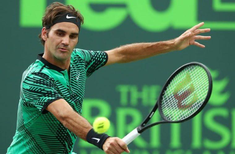 Южный уступил Федереру вовтором кругеUS Open