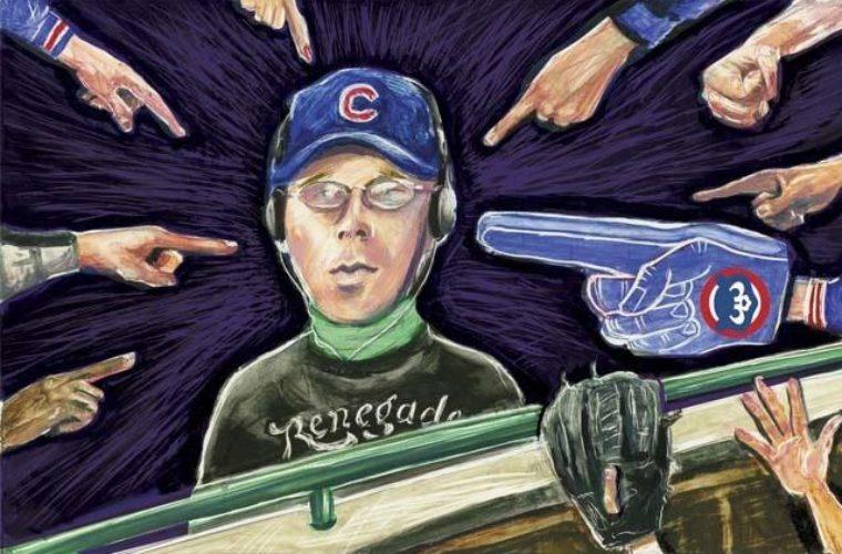 «Чикаго» подарил чемпионское кольцо болельщику, которого в 2003 году все ненавидели