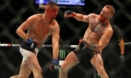 Боец Диас считает, что боксёры зря не дают Макгрегору ни шанса