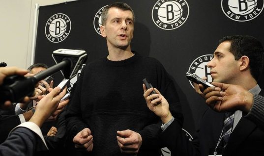 В Америке предложили три идеи, чтобы в НБА не было таких клубов, как «Бруклин» Прохорова