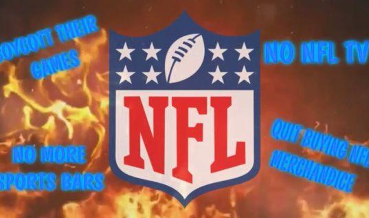 Болельщики клубов НФЛ в гневе сжигают атрибутику и билеты после протестов против Трампа