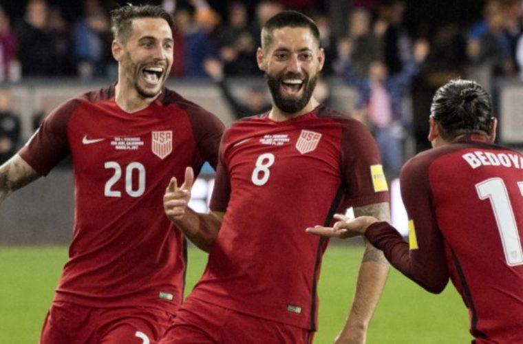 Прогноз букмекеров: сборная США по футболу сыграет c Гондурасом отбор на ЧМ-2018