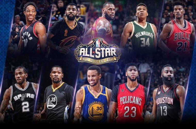 НБА Матч всех звезд 2017