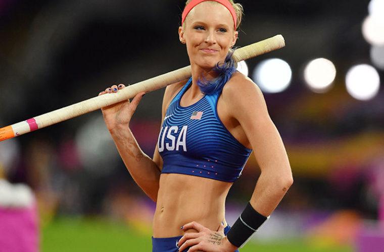 Американская спортсменка чуть не стала жертвой стрельбы в Лас-Вегасе