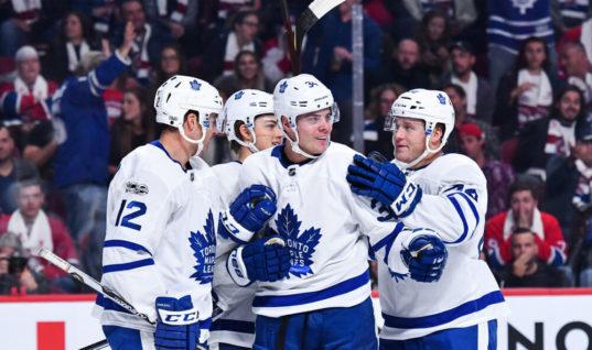 Прогноз букмекеров НХЛ: «Торонто» и «Тампа» сместили «Питтсбург» в списке фаворитов Кубка Стэнли