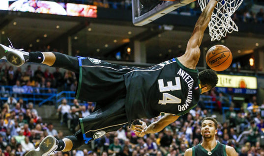 Прогноз букмекеров: Яннис Адетокунбо станет МВП сезона-2017/18 НБА