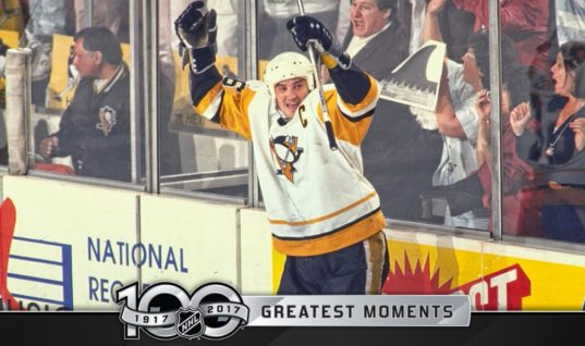 Пента-трик Лемье — лучший момент в истории НХЛ