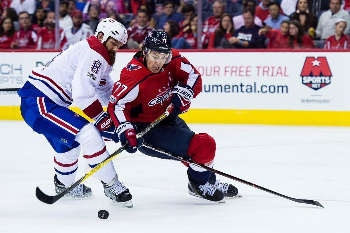 Сможет ли Монреаль обыграть Сент Луис На что делать ставки на НХЛ 17 Октября 2018