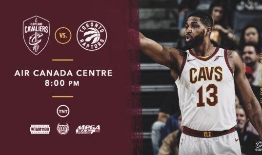 Прогноз на Торонто Рэпторс - Кливленд Кавальерс 12 января 2018