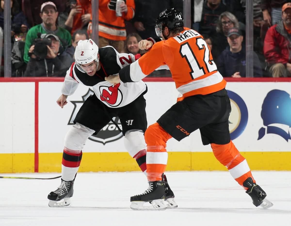 Как сыграют Нью Джерси и Эдмонтон На что делать ставки на НХЛ 9 Ноября 2017