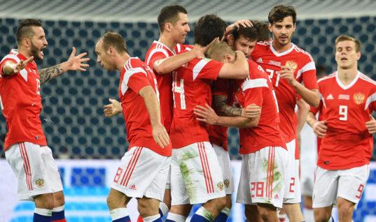 Прогноз букмекеров: сборная России на чемпионате мира по футболу 2018 года