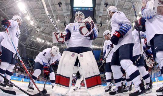 Forbes: сейчас хоккей - самый дурацкий вид спорта на Олимпиаде