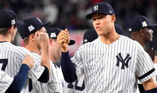 Прогноз букмекеров: «Нью-Йорк Янкиз» вошли в число фаворитов Мировой серии МЛБ