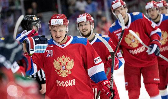 Олег Кваша: сборная России по хоккею фаворит ОИ-2018