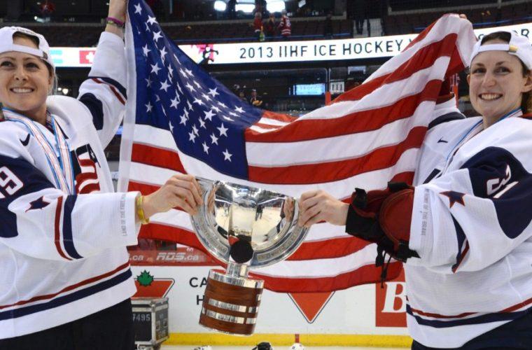 Прогноз букмекеров: женские сборные США и Канады фавориты хоккейного турнира Олимпиады-2018