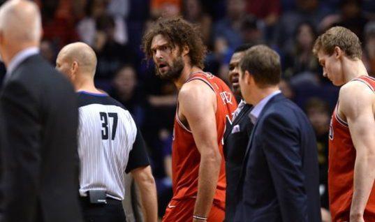 НБА недовольна, что