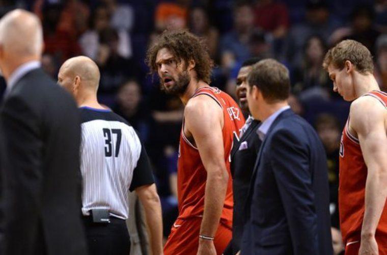 """НБА недовольна, что """"Чикаго"""" не задействует топ-игроков ради драфта"""