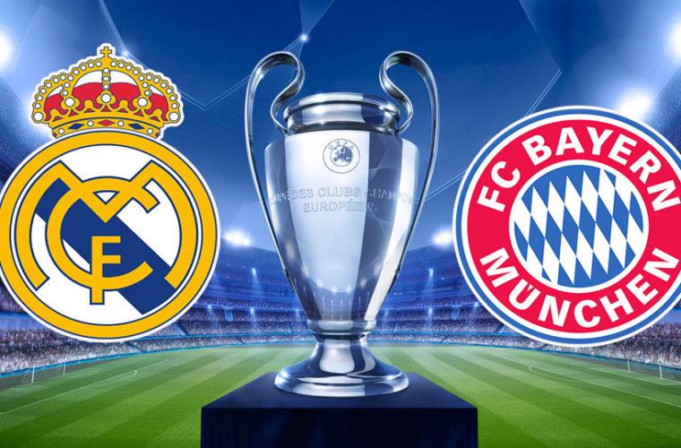 Прогноз букмекеров на матч «Бавария» – «Реал»: фаворит отсутствует