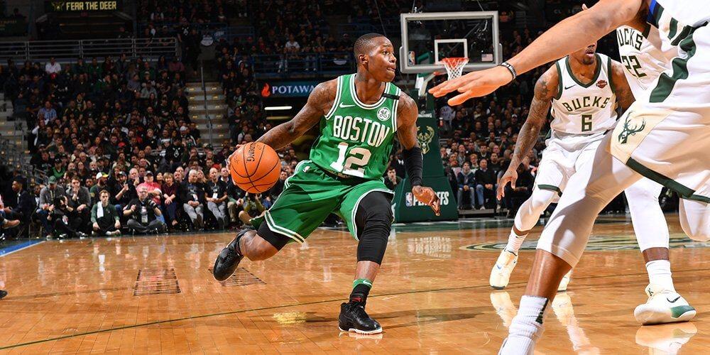 «Милуоки» сравнял счет всерии плей-офф НБА против «Бостона»