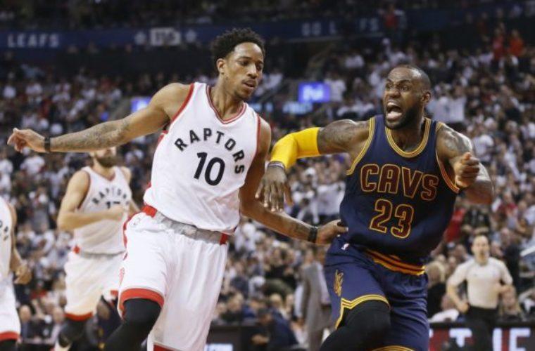 «Кливленд» вовертайме обыграл «Торонто»
