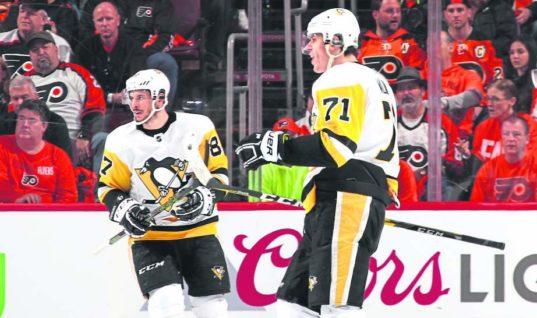 """Игроки """"Питтсбурга"""" рассказали, чем их удивил Малкин"""