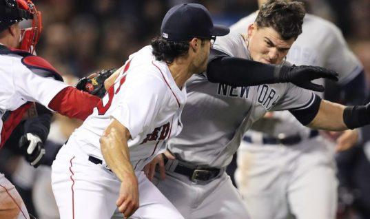 Прогноз Нью-Йорк Янкиз – Бостон Ред Сокс 10 мая: Хозяева продолжат начатое