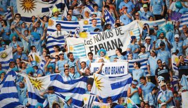 Прогноз букмекеров: сборная Уругвая фаворит группы А ЧМ-2018 по футболу