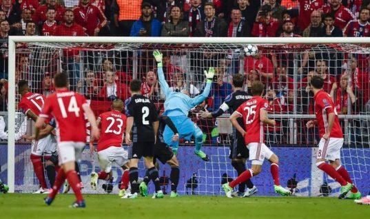 Прогноз букмекеров: «Реал» не упустит преимущество в матче с «Баварией»
